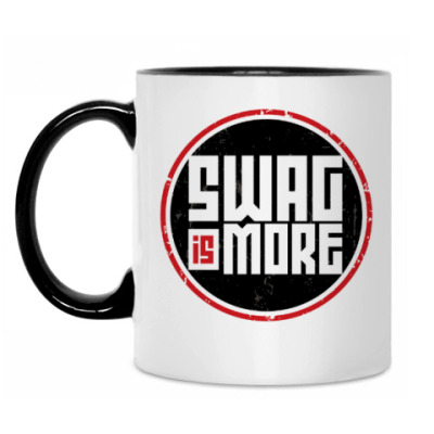 Кружка SWAG is More