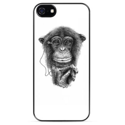 Чехол для iPhone Monkey