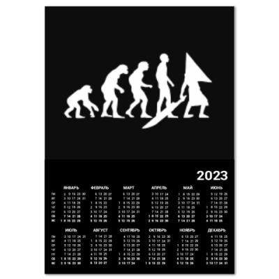 Календарь Pyramid Head Evolution