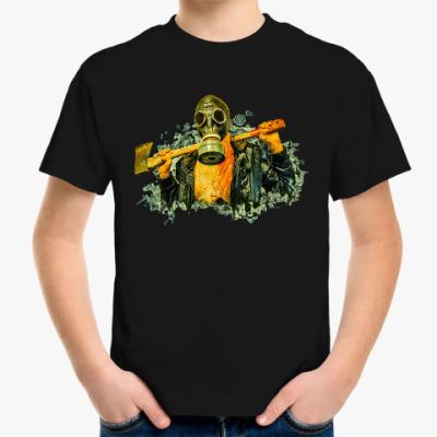 Детская футболка Zombie Killer