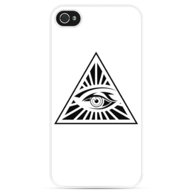 Чехол для iPhone eye of providence