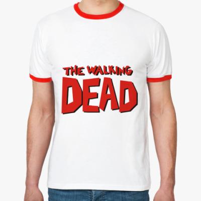 Футболка Ringer-T Walking dead