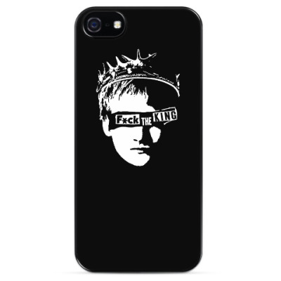 Чехол для iPhone F*ck The King