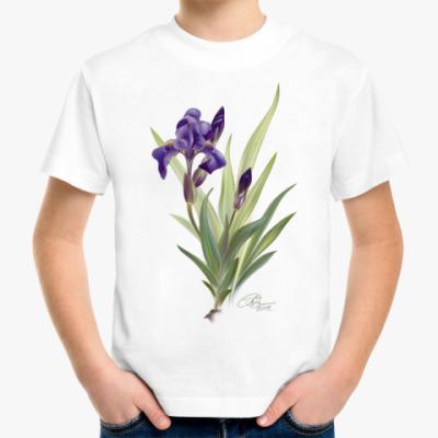 Детская футболка Ирис