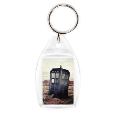 TARDIS In The Desert