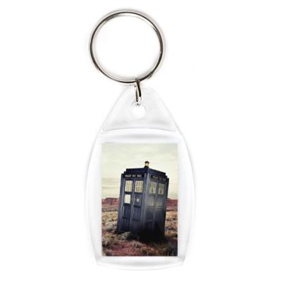 Брелок TARDIS In The Desert