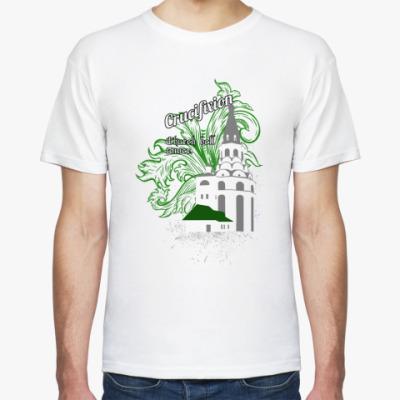 Футболка Распятская церковь-колокольня
