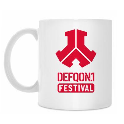 Кружка Defqon