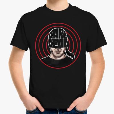 Детская футболка Daredevil / Сорвиголова