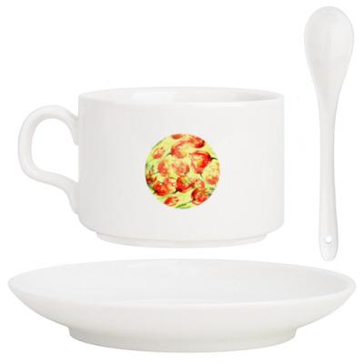 Кофейный набор Тюльпаны