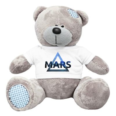 Плюшевый мишка Тедди Mars Triad