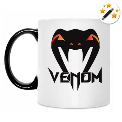 Кружка-хамелеон  Venom