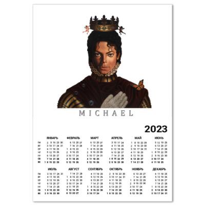 Календарь  MICHAEL