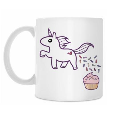 Кружка Unicorn Cake