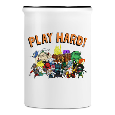 Подставка для ручек и карандашей Play Hard!