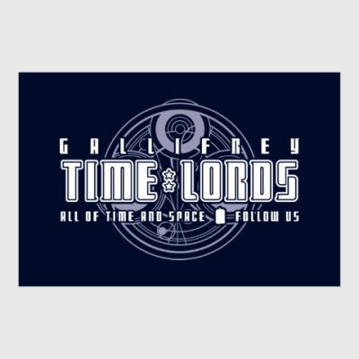 Постер Gallifrey Time Lords