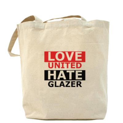 Сумка Love United