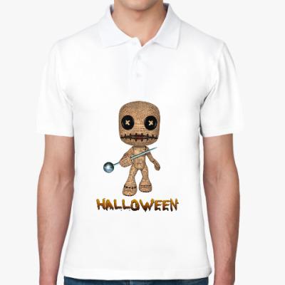 Рубашка поло Хеллоуин