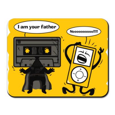 Коврик для мыши Я твой отец