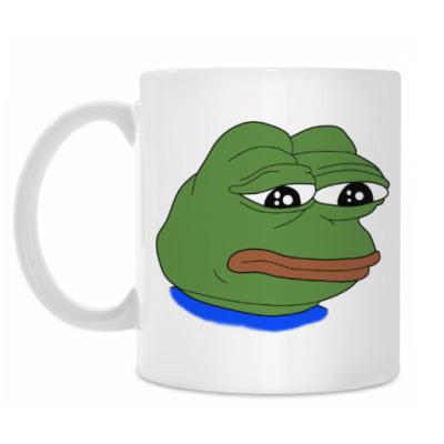Кружка Pepe Frog