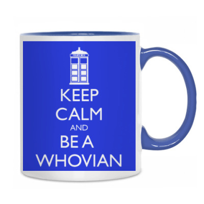 Keep calm and be a whovian