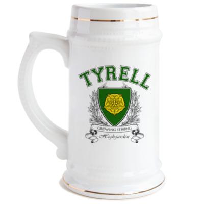 Пивная кружка House Tyrell