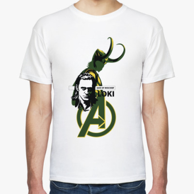 Футболка Loki