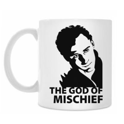 Кружка The God of mischief