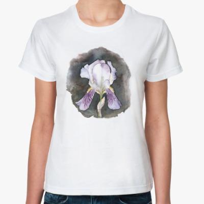 Классическая футболка Ирис