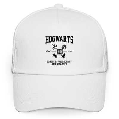Кепка бейсболка Hogwarts