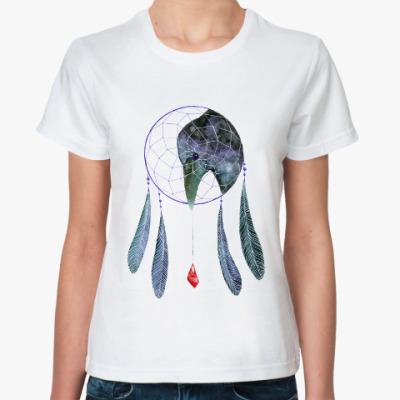 Классическая футболка Вороний ловец