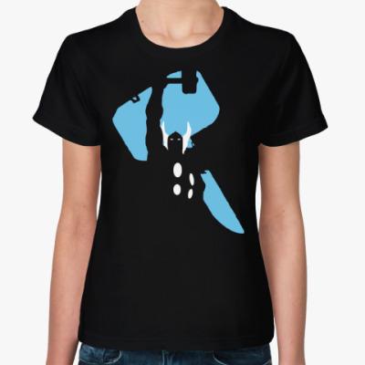 Женская футболка ТОР / THOR мстители / avengers