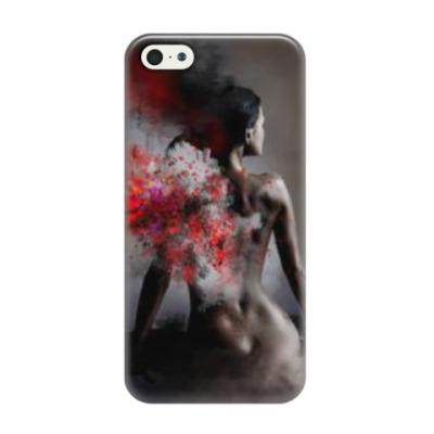 Чехол для iPhone 5/5s Абстракция