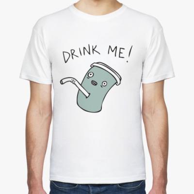 Футболка Drink