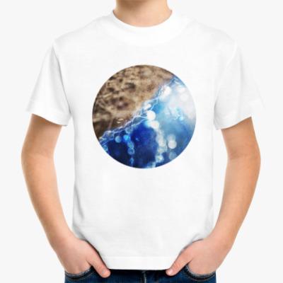 Детская футболка Мечты о море