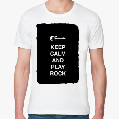 Keep calm and play rock