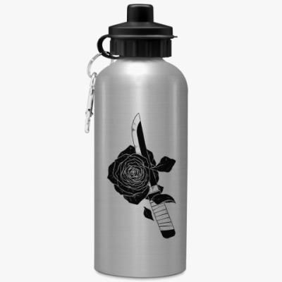 Спортивная бутылка/фляжка Sayoau san Nope