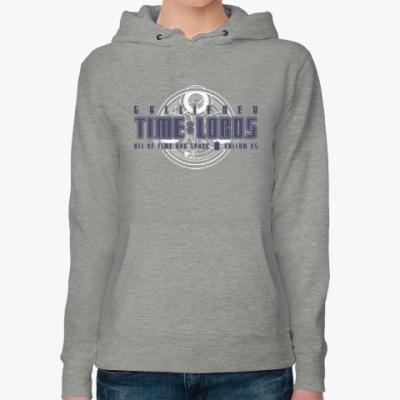 Женская толстовка худи Gallifrey Time Lords