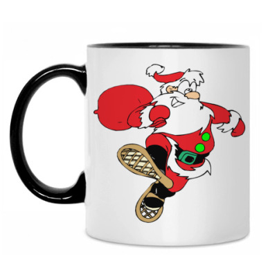 Кружка Дед Мороз