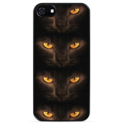 Чехол для iPhone Взгляд Пантеры