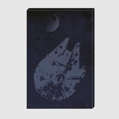 Холст звёздные войн (Star wars)