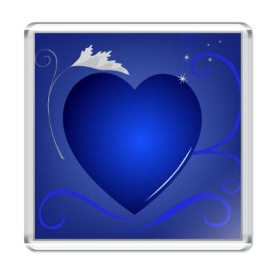 Магнит  'сердце'