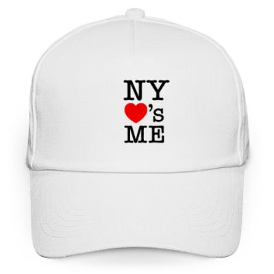 Кепка бейсболка New York Loves Me