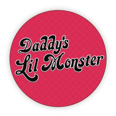 Костер (подставка под кружку) Daddy's Lil Monster