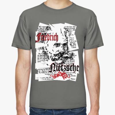 Футболка Философ Фридрих Ницше