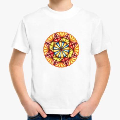Детская футболка Калейдоскоп Октябрь