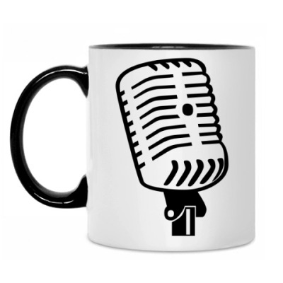Кружка Микрофон