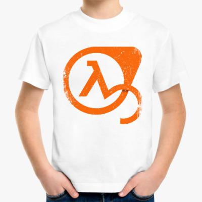 Детская футболка Half-Life 3