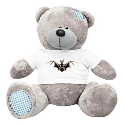 Плюшевый мишка Тедди Летучая мышь