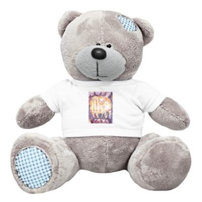 Плюшевый мишка Тедди Слон в цирке